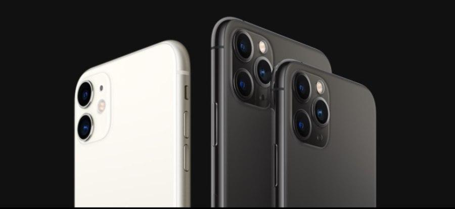 iPhone11とiPhone11Proの比較