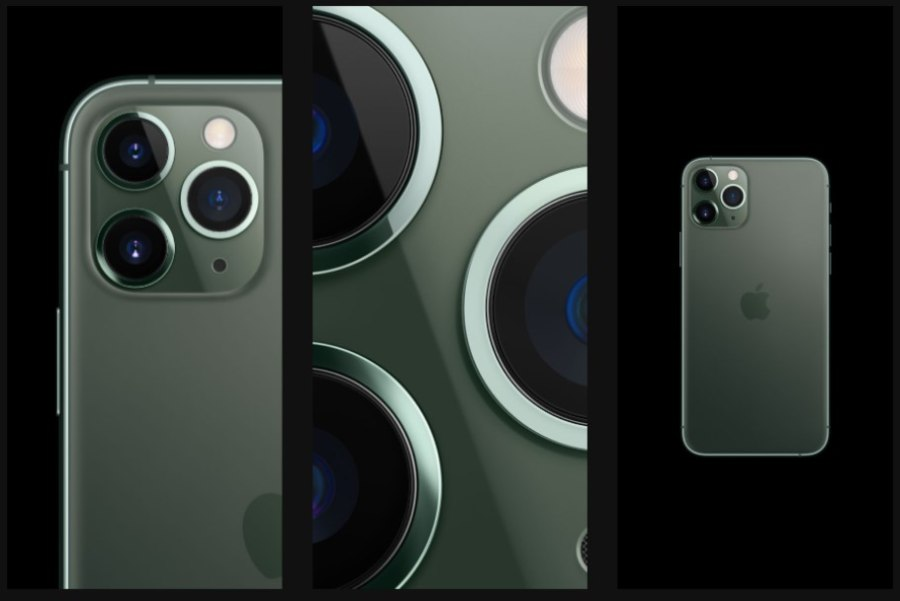 iPhone11Proの広角カメラ
