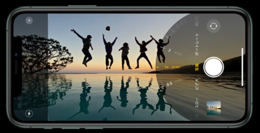 iPhone11Proのカメラで撮影した集合写真