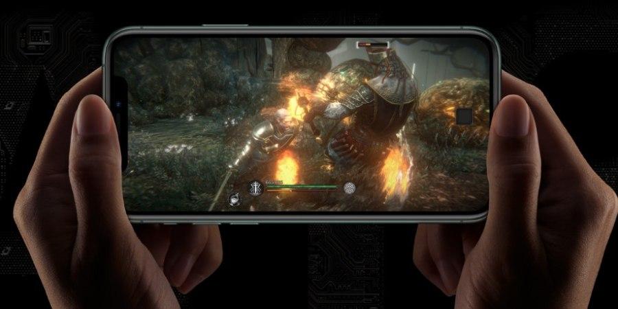iPhone11Proでスマホゲーム
