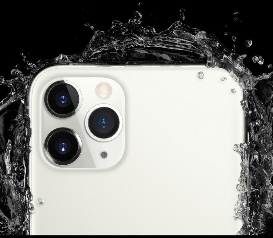iPhone11Proの防水機能