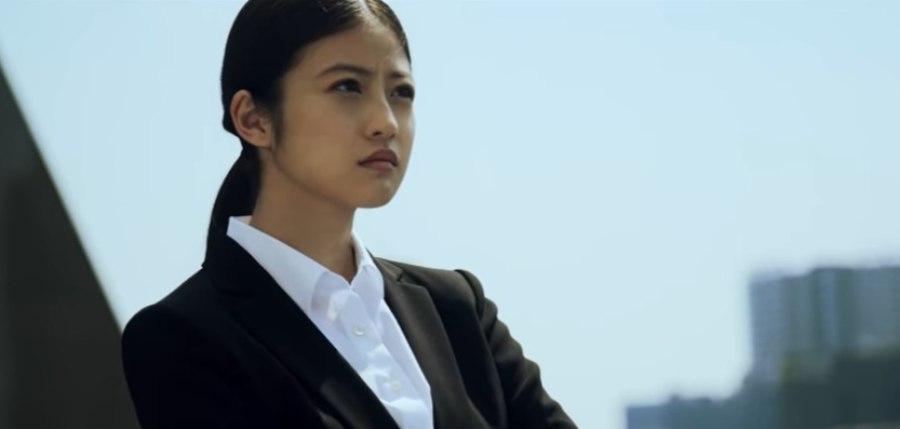どんなときもWiFiの今田美桜さん