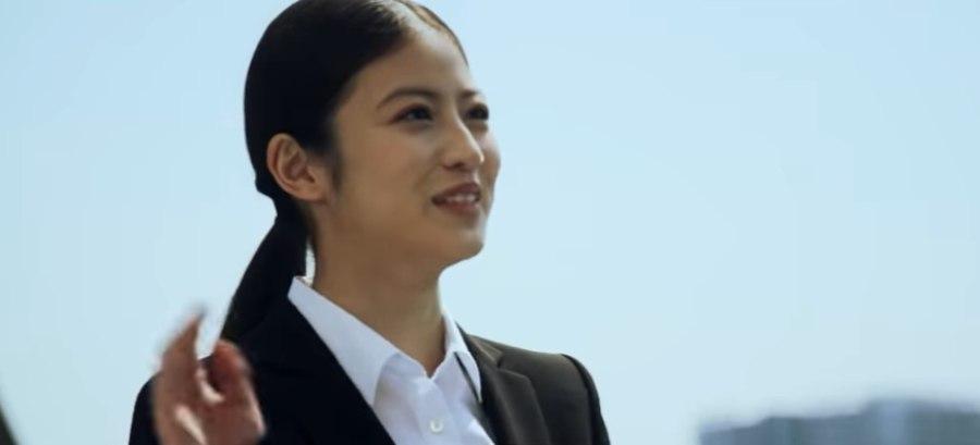 どんなときもWiFiのCMでセリフを噛んだ今田美桜さんの表情