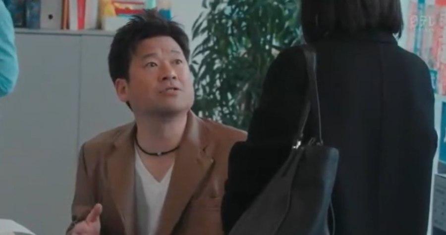 ブラックリベンジの佐藤二朗さん