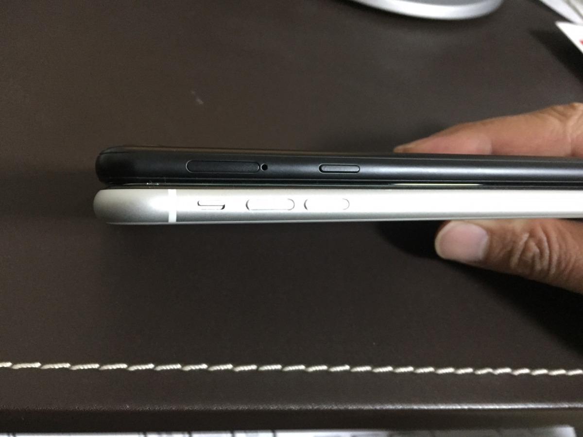 限界突破WiFiの厚みのサイズ