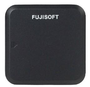 SAKURA WiFiのルーター端末の裏面