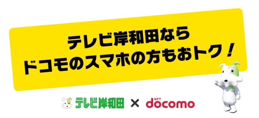 テレビ岸和田のドコモ光タイプC