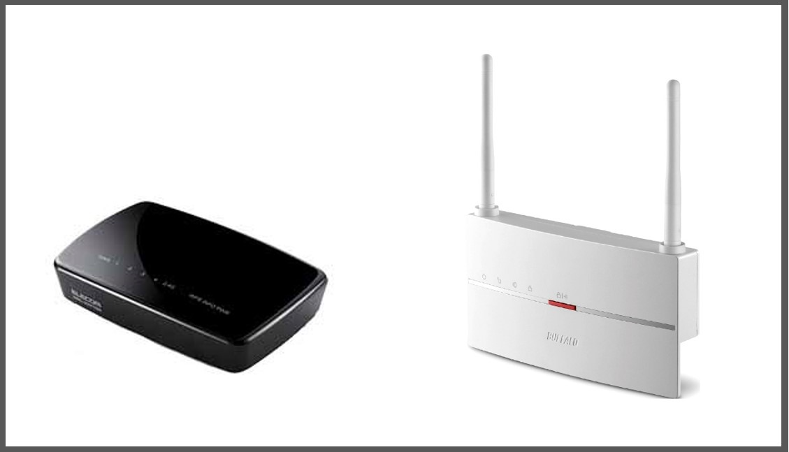 モバイルWiFiに使える中継器