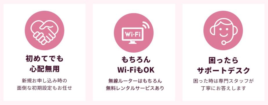 NCTおうちWi-Fi